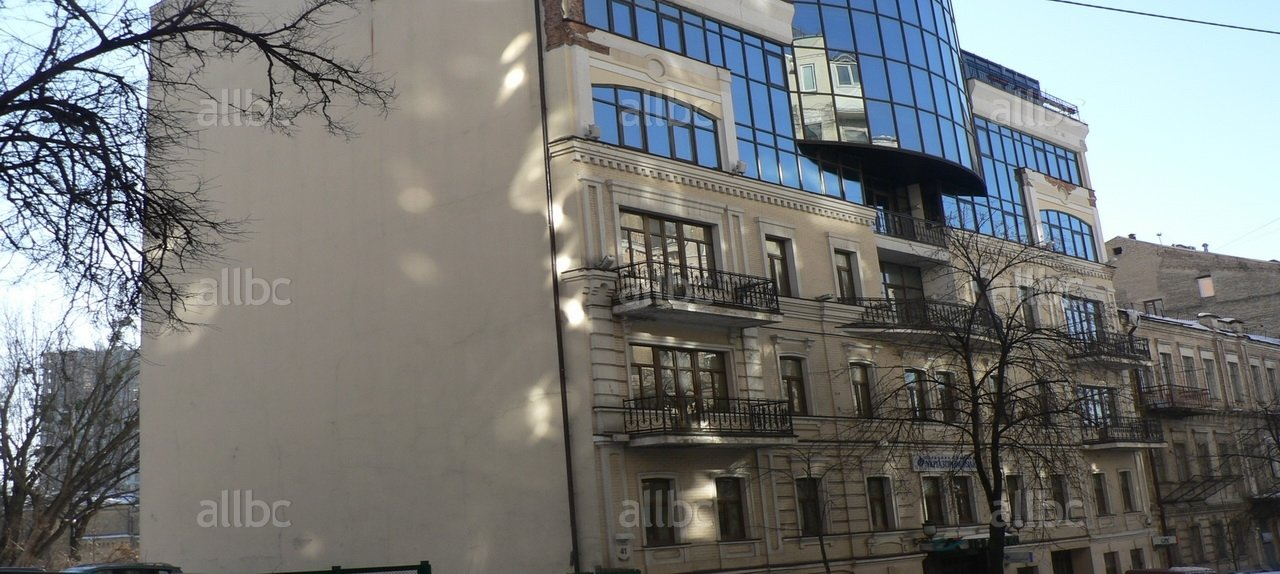 Аренда офиса олеся гончара Аренда офиса 50 кв Андроньевская Малая улица