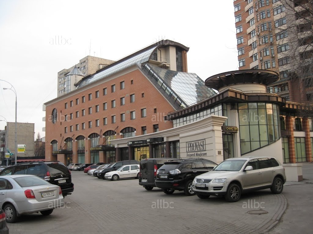 Аренда офиса бульвар леси украинки Коммерческая недвижимость Елизаветинский переулок
